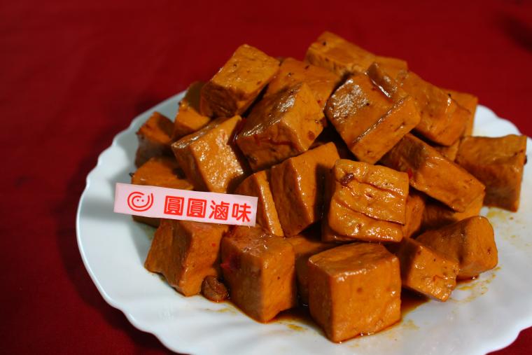 香滷小豆干