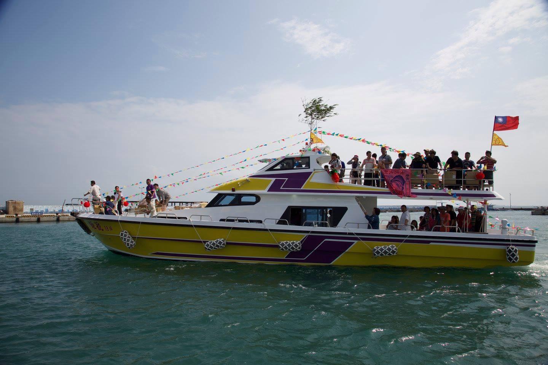 鉅航遊艇-東海一日遊